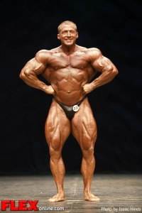 Marc Lavoie - 2012 Masters Olympia