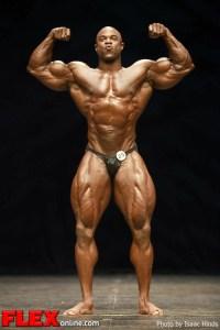 Edward Nunn - 2012 Masters Olympia