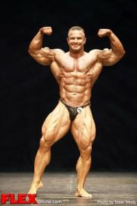 Ronny Rockel - 2012 Masters Olympia