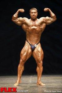 Sergey Shelestov - 2012 Masters Olympia
