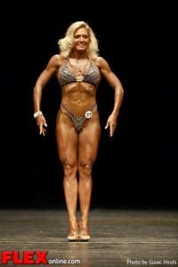 Jennifer Bishop - 2012 Miami Pro - Fitness
