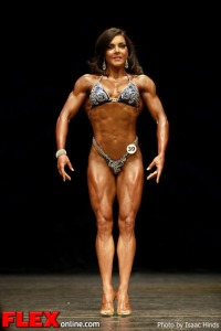 Fiona Harris - 2012 Miami Pro - Fitness