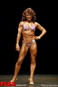 Amanda Hatfield - 2012 Miami Pro - Fitness