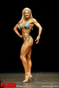 Whitney Jones - 2012 Miami Pro - Fitness
