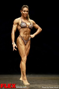 Diana Montiero - 2012 Miami Pro - Fitness