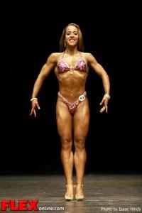 Natalie Planes - 2012 Miami Pro - Fitness