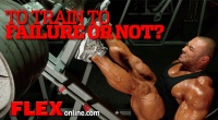 To Train to Failure or Not?