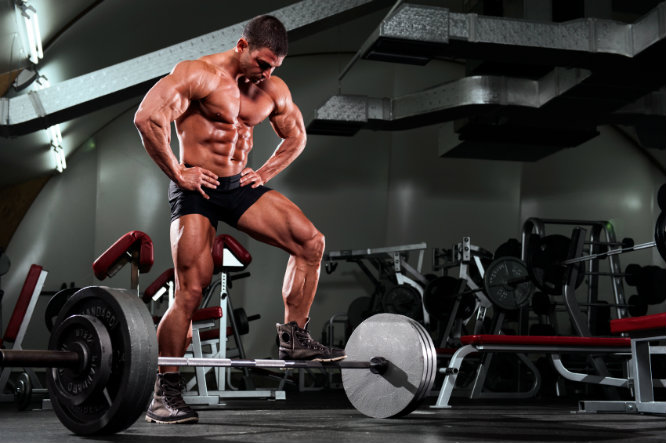 Bad-Ass Workout of the Week: Big and Strong