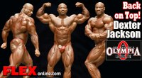 Dexter Jackson Wins! Masters Olympia Report & Results