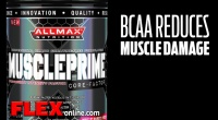 BCAA's Reduces Muscle Damage