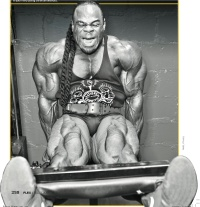 Kai Greene Rested and Ready to Rumble for the 2013 Olympia
