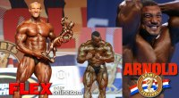 2013 Arnold Classic Amateur Bodybuilding