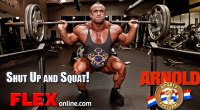 Killer Leg Workout 8 Weeks from Arnold Classic