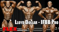 One on One Spotlight with IFBB Pro Lloyd Dollar