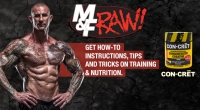Muscle and Fitness Raw Instructional Videos