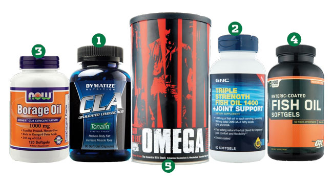 best supplement to take to burn fat and gain muscle