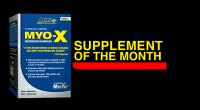 Supplement of the Month: MHP MYO-X