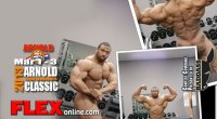 Cedric 15 Days Out Training Video for 2013 Arnold