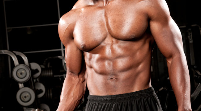 Workout Finisher: Chest Attack