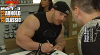 Flex Lewis Interview at the 2013 Arnold Expo