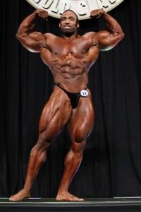 Cedric McMillan - 2013 Arnold Classic