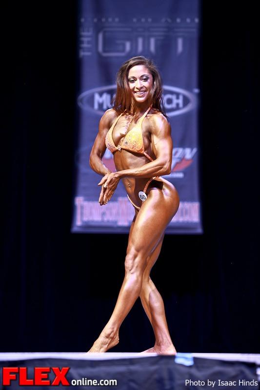 Valerie Castillo - Women's Physique - Phil Heath Classic 2013