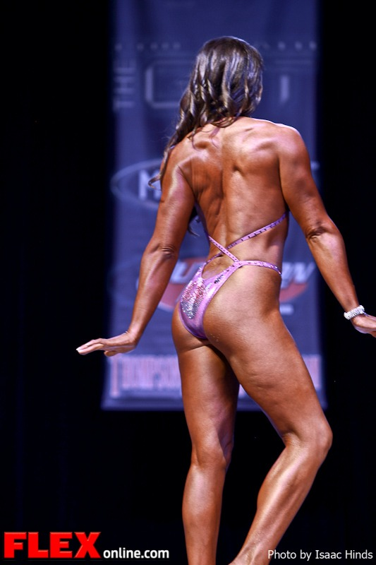Janet Godby - Women's Physique - Phil Heath Classic 2013