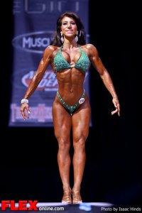 Rachelle Carter - Figure Class A - Phil Heath Classic 2013