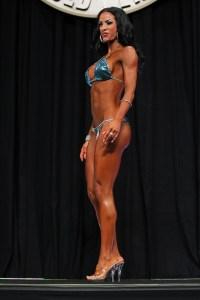 Abbie Burrows - 2013 Bikini International