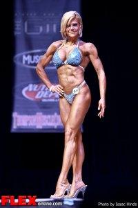 Donna Pohl - Figure Class B - Phil Heath Classic 2013