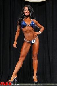 Tiffany Boydston - 2013 Bikini International