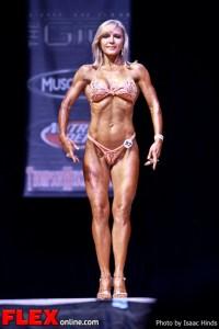 Elena Martino - Figure Class B - Phil Heath Classic 2013