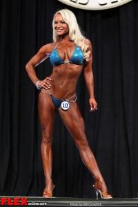 Jessica Paxton - 2013 Bikini International