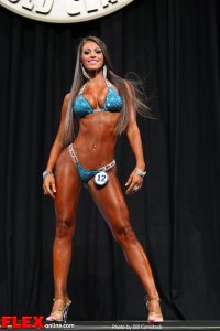 Lacey DeLuca Lieto - 2013 Bikini International