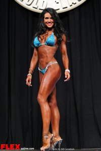 Jennifer Andrews - 2013 Bikini International