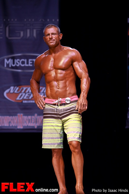 Josh Divin - Men's Physique Class D - Phil Heath Classic 2013