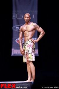 Charles Jones - Men's Physique Masters - Phil Heath Classic 2013