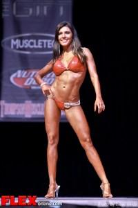 Alyona Karagadyan - Bikini Class A - Phil Heath Classic 2013