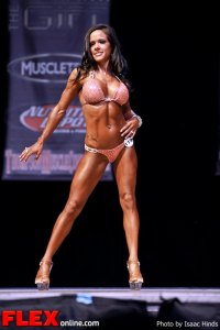 Kamilah Powell - Bikini Class A - Phil Heath Classic 2013