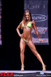 Chelsea Schuur - Bikini Class A - Phil Heath Classic 2013