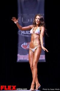 Chelsea Barron - Bikini Class D - Phil Heath Classic 2013