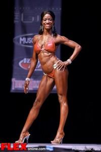 Gigi Wright - Bikini Class D - Phil Heath Classic 2013