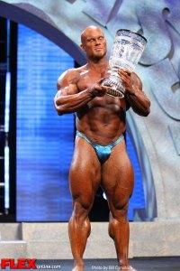 Most Muscular Award- Ben Pakulski - 2013 Arnold Classic
