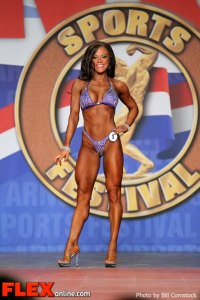 Mallory Haldeman - 2013 Figure International