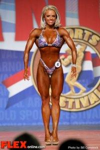 Aleisha Hart - 2013 Figure International
