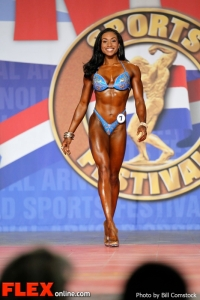 Kamla Macko - 2013 Figure International