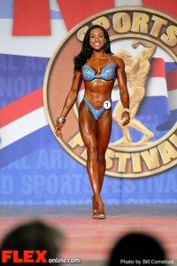 Kamla Macko - 2013 Figure International