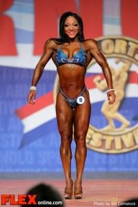 Candice John - 2013 Figure International