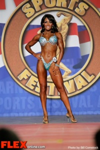 Cheryl Brown - 2013 Figure International