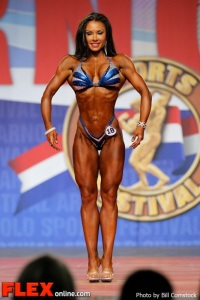 Alea Suarez - 2013 Figure International